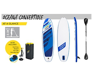 Free Kayak Set, Paddleboard, And More Recreational Products