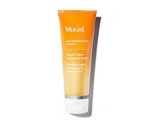 Free Murad Vita-C Triple Exfoliating Facial Cream And Broad Spectrum SPF 30 Cream
