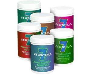 Free Seven Essentials Antioxidant Supplements Sample