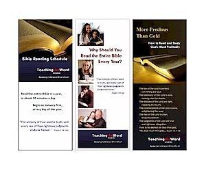 Free Bible Reading Kit
