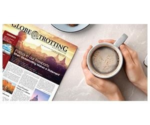Free Globetrotting Magazine Subscription