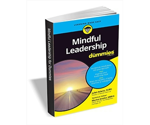 """Free eBook: """"Mindful Leadership For Dummies ($9.00 Value) FREE for a Limited Time"""""""