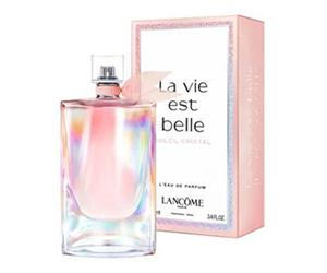 Free Lancome La vie est belle Soleil Cristal Sample