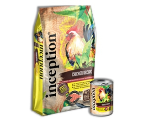 Free Inception Dog or Cat Food Sample