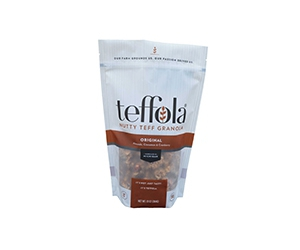 Free Granola From Teffola