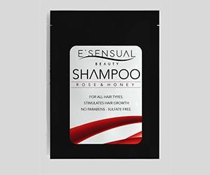 Free Rose Honey Shampoo, Conditioner, And Serum From E'Sensual Beauty