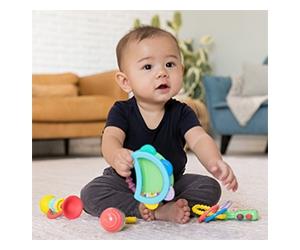 Free Infantino Baby Music Set
