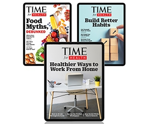Free TIME for Health Magazine