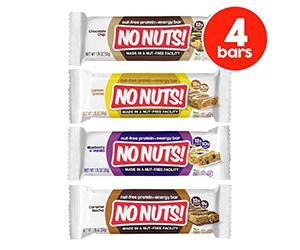 Free Go Nuts Bars 4-Pack Sampler