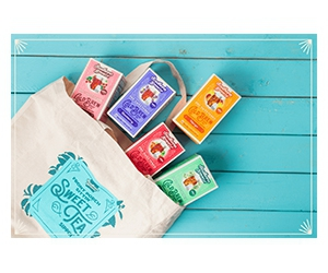 Win Southern Breeze Tote Bag With Cold Brew Tea
