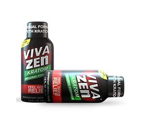 Free Sample of Vivazen Kratom Drink