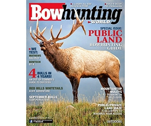 Free BowHunting World And Predator Xtreme 3-Year Magazine Subscriptions