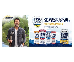 Free Two Lane American Golden Lager And Hard Seltzer