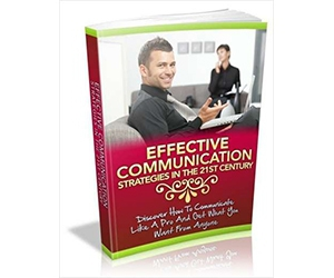 """Free eBook: """"Effective Communication Strategies In The 21st Century"""""""