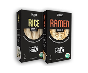 Free box of Ocean's Halo Noodles