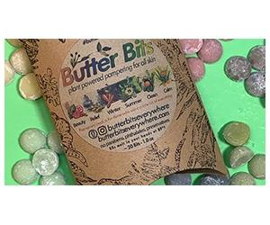 Free Hand Butter Bits From Butter Bit