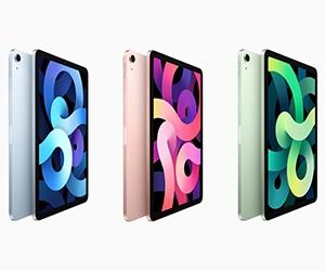 Free iPad Air 4