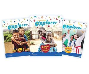Free Compassion Explorer Kids Magazine Subscription