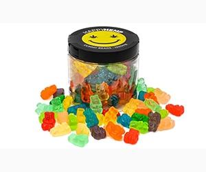 Free Be Happy CBD Gummy