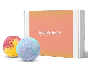 Free x12 Bath Bomb Set From Bubbly Belle