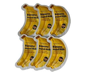Win Magic Food Banana Hand Milk From TONYMOLY
