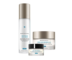 Free SkinCeuticals Cream or Serum Sample
