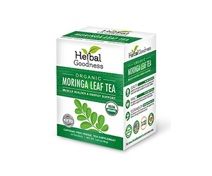 Free Tea Bags from Herbal Goodness