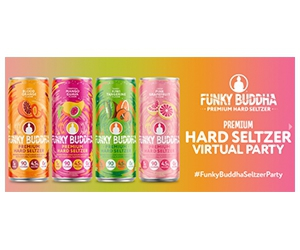 Free Funky Buddha Premium Hard Seltzer
