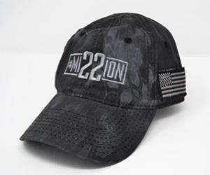 Free Mission 22 Hat