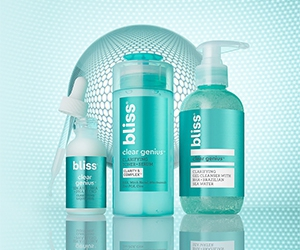 Free Bliss Skincare Product Samples