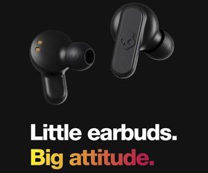 Free Skullcandy Wireless Earbuds
