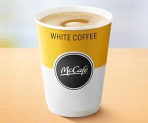 Free McCafé Hot Drink