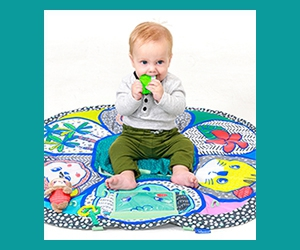 Free Play & Away Cart Cover And Play Mat From Infantino