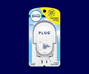 Free New Febreze Plug-In