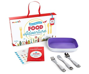 Free Munchkin Foods, Hygiene, And Traveling Products
