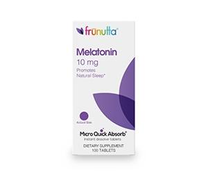 Free Melatonin 10 Mg Bottle