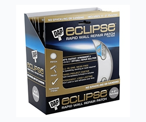 Free DAP Eclipse Wall Repair Patch