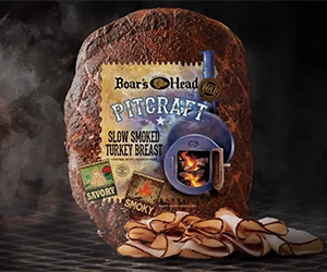 Win Smoked Turkey Meat For A Year From Boar's Head