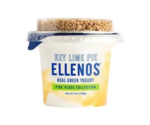 Free Real Greek Yogurt From Ellenos