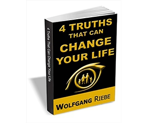 "Free eBook: ""4 Truths That Can Change Your Life"""