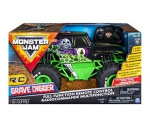 Free Monster Jam Remote Control Monster Truck, Race Car And More