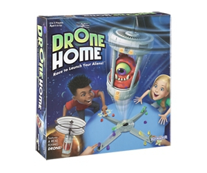 Free PlayMonster's Drone Home Game