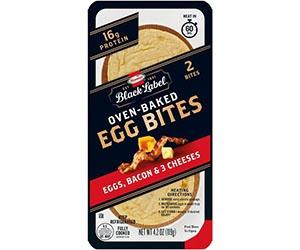 Free Oven-Baked Egg Bites From Hormel