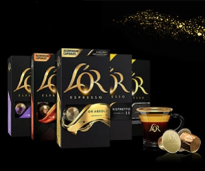 Free L'Or Espresso Coffee Pods