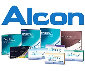 Free Alcon Contact Lenses Samples