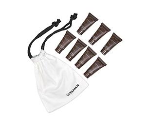Free Vitaman Men's Grooming Sample Kit