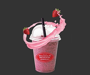 Free Smoothie + Birthday Gift At Muscle Maker Grill
