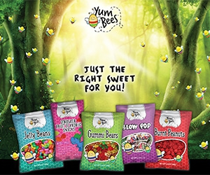 Free YumBees Candies Samples