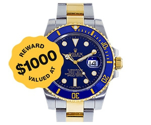 Free $1000 On A Rolex Watches