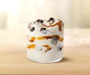 Free Caramel Brownie McFlurry